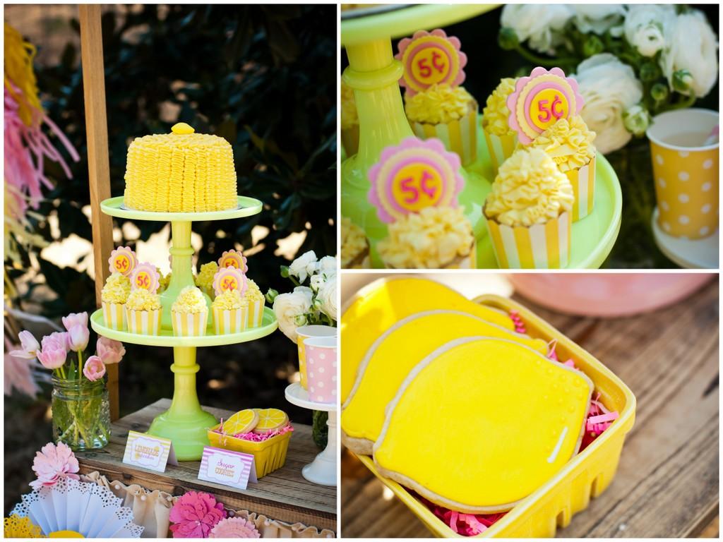 Lemonade stand3 for Lemon shaped lemonade stand